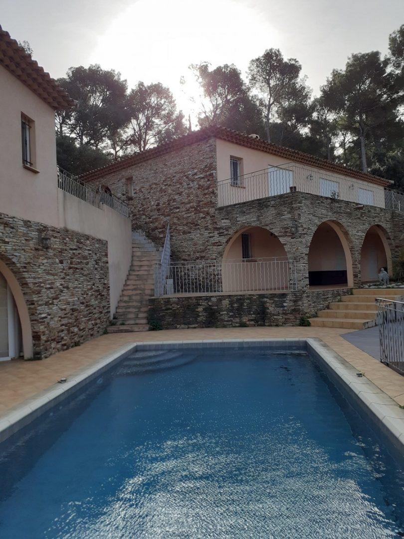 Prestigieuse propriété au Cap Bénat