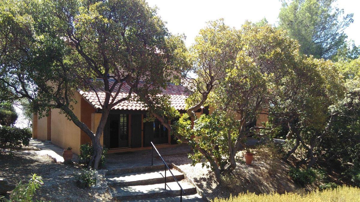Maison depuis garage